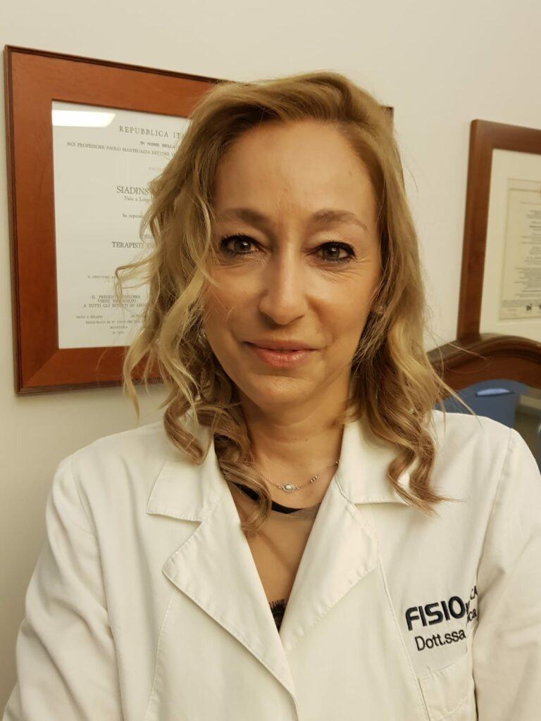 Dott. ssa Monica Sara Siadinsv